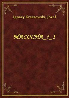 Macocha T I - ebook/epub