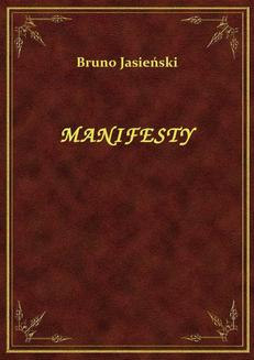 Manifesty - ebook/epub