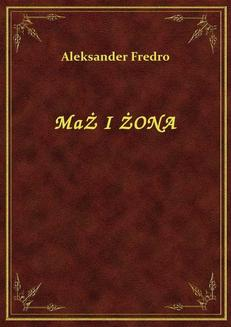 Mąż I Żona - ebook/epub
