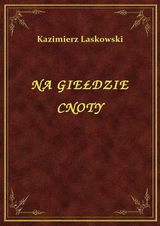 Na Giełdzie Cnoty - ebook/epub
