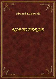 Nietoperze - ebook/epub