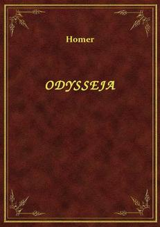 Odyseja - ebook/epub