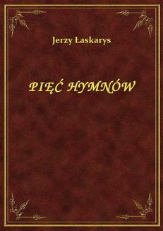 Pięć Hymnów - ebook/epub