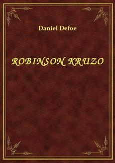 Robinson Kruzo - ebook/epub