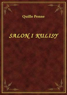 Salon I Kulisy - ebook/epub