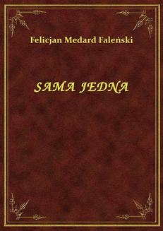 Sama Jedna - ebook/epub
