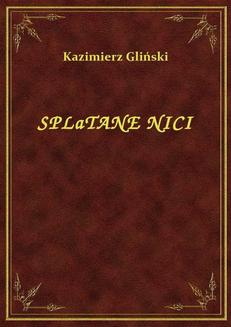Splątane Nici - ebook/epub