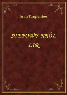 Stepowy Król Lir - ebook/epub