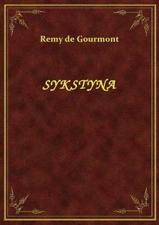 Sykstyna - ebook/epub