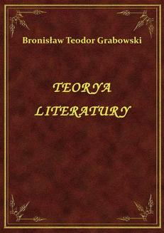 Teorya Literatury - ebook/epub