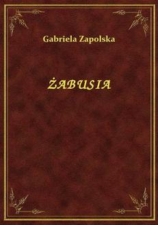 Żabusia - ebook/epub