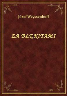 Za Błękitami - ebook/epub
