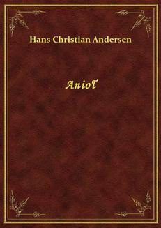 Anioł - ebook/epub