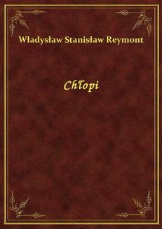 Chłopi - ebook/epub