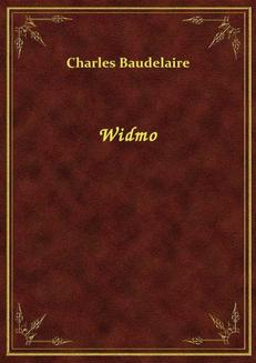 Widmo - ebook/epub