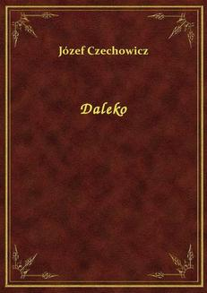 Daleko - ebook/epub