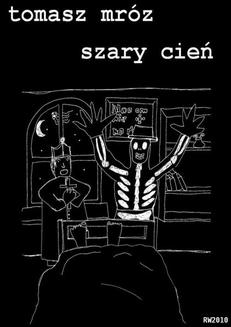 Szary cień - ebook/epub
