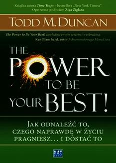 The Power to Be Your Best! - ebook/epub
