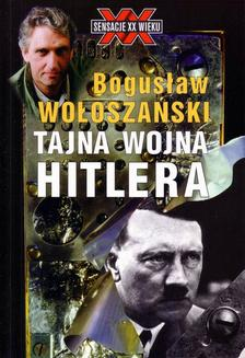 Tajna wojna Hitlera - ebook/epub