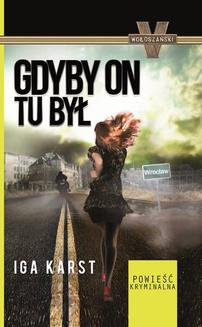 Gdyby on tu był - ebook/epub