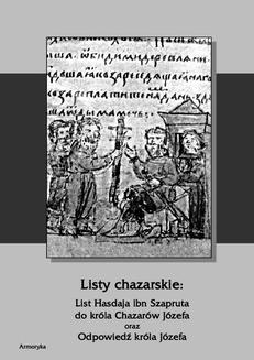 Listy chazarskie - ebook/pdf