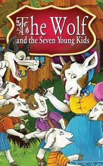The Wolf and Seven Young Kids. Fairy Tales - ebook/epub
