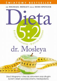 Dieta 5:2 dr. Mosleya - ebook/epub