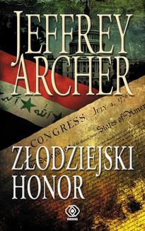 Złodziejski honor - ebook/epub