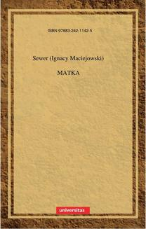 Matka - ebook/pdf