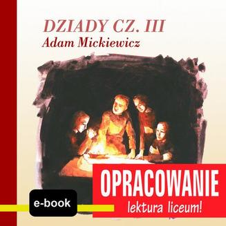 Dziady cz.III - ebook/epub