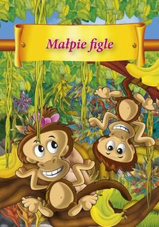 Małpie figle - ebook/epub