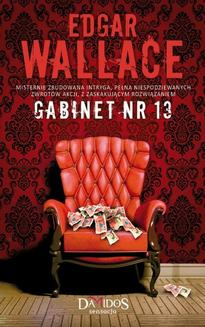 Gabinet nr 13 - ebook/epub
