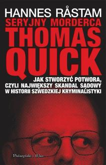 Seryjny morderca Thomas Quick - ebook/epub