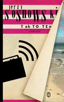 Tak to ten - ebook/epub