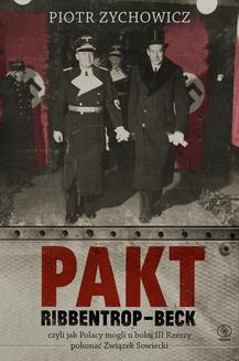 Pakt Ribbentrop-Beck - ebook/epub