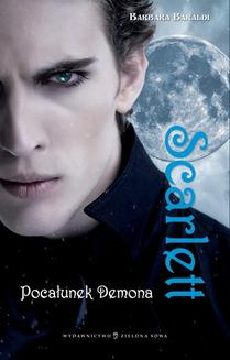 Scarlett. Pocałunek Demona - ebook/epub