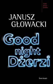 Good night, Dżerzi - ebook/epub