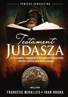 Testament Judasza - ebook/epub