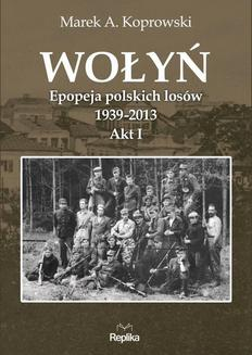 Wołyń - ebook/epub