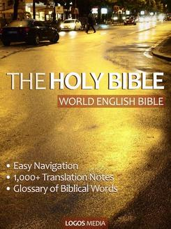 The Holy Bible (World English Bible) - ebook/epub