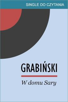 W domu Sary - ebook/epub