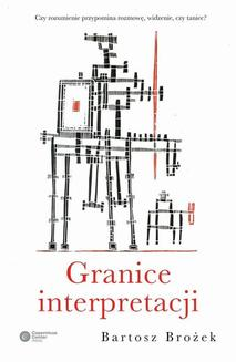 Granice interpretacji - ebook/epub