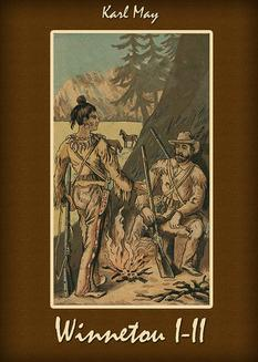 Winnetou I-II - ebook/epub