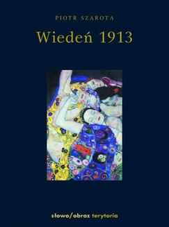 Wiedeń 1913 - ebook/epub