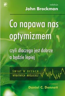 Co napawa nas optymizmem - ebook/epub