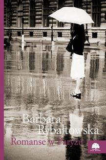 Romanse w paryżu - ebook/epub