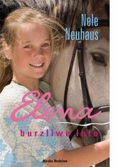 Elena. Burzliwe lato - ebook/epub
