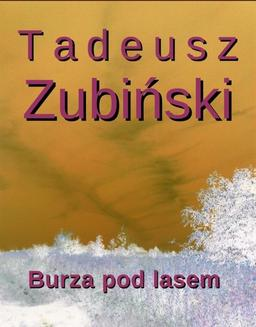 Burza pod lasem - ebook/epub
