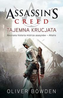 Assassin's Creed 3: Tajemna krucjata - ebook/epub