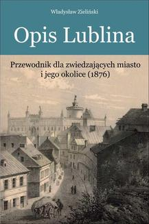 Opis Lublina - ebook/epub